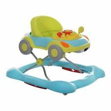 Baby-Plus Walker V-Car Grün / Türkis