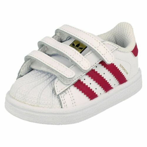 Adidas Infant Childrens Trainers 'superstar Cf I'
