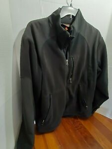 Hawke-amp-Company-Light-Weight-Jacket-Mens-XXL-Pockets-Long-Sleeve-Zip-Up-Casual