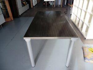 OFFICE-1600MM-RECTANGULAR-TABLE-WITH-STEEL-LEGS-BRISBANE