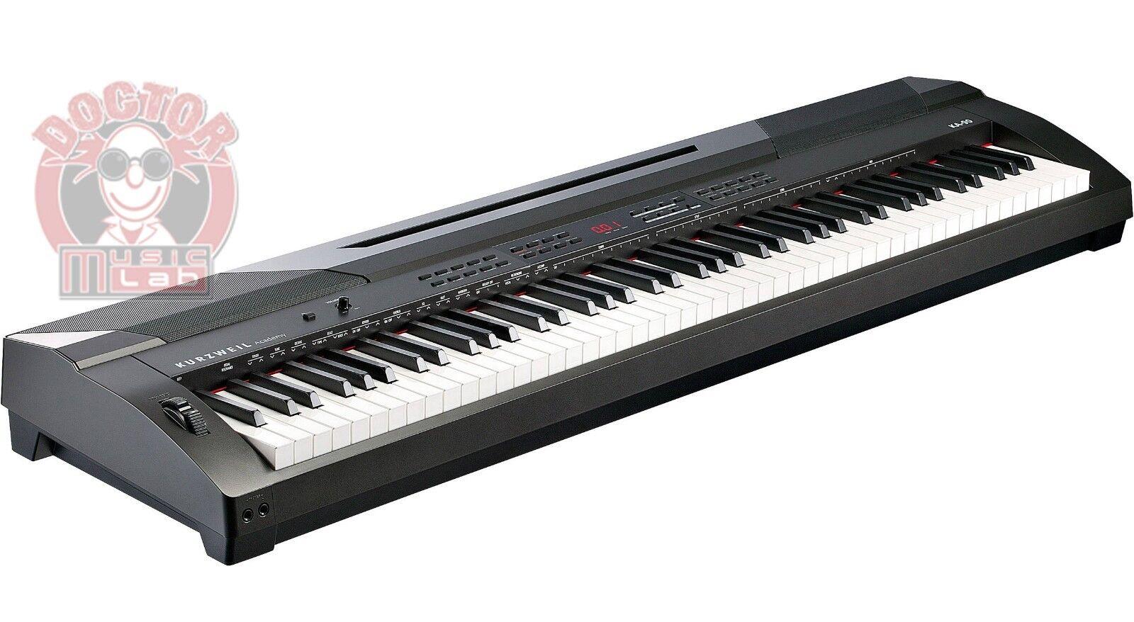 Felice shopping KURZWEIL KA90 Pianoforte digitale 88 tasti pesati pesati pesati  buon prezzo