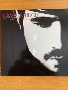 Grayson Hugh - Blind To Reason // LP - 1. German-Pressing 1988 - TOP condition