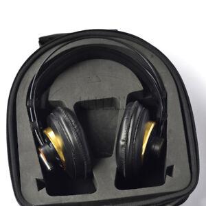 Headphone carry case for Sennheiser HD518 HD558 HD600 HD650 HD700 HD800 NEW