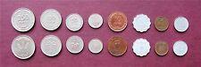First Coins of Israel Pruta Prutah Set Lot of 8 Coins