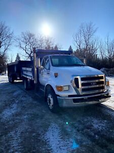 2012 Ford F 650