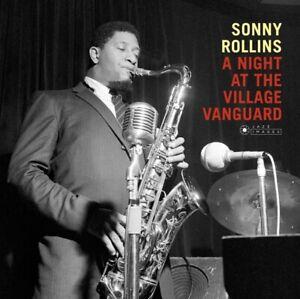 SONNY-ROLLINS-A-NIGHT-AT-THE-VILLAGE-VANGUARD-VINYL-LP-NEU