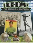 Touchdown! the History of Football by Vic Kovacs (Hardback, 2016)