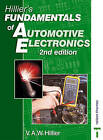Hillier's Fundamentals of Automotive Electronics by V. A. W. Hillier (Paperback, 1996)