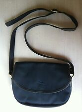 Sac Bandoulière Tissu & Cuir LONGCHAMP Crossbody VINTAGE Tissue & Leather Bag