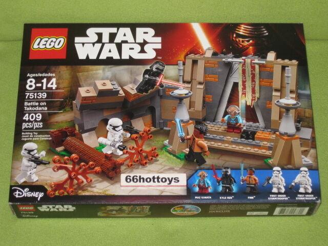 Lego  Star Wars 75139 Bataille sur takodana nouveau  livraison rapide et livraison gratuite sur toutes les commandes