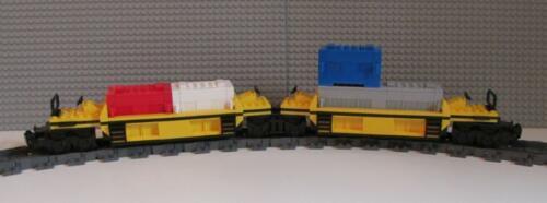 PLEASE READ DESCRIPTION Yellow Intermodal Doublestack Car