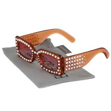 4512a9f934 item 4 Venetian Pearl Sunglasses Rectangular Frame Rhinestone Women Fashion  Shades 2019 -Venetian Pearl Sunglasses Rectangular Frame Rhinestone Women  ...