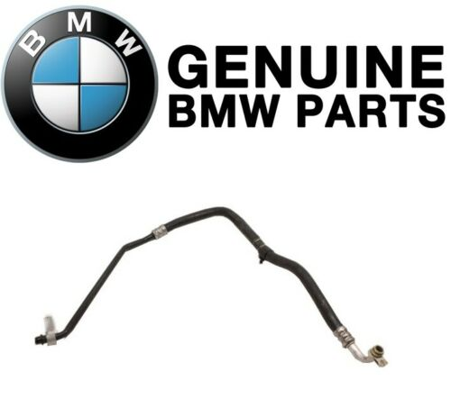For BMW Engine F80 M3 F82 F83 M4 3.0L Oil Cooler Pipe Return Genuine 17222358291
