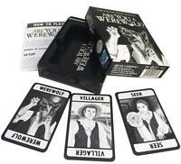 Are You A Werewolf Party Card Game From Looney Labs New Box Packaging Toys