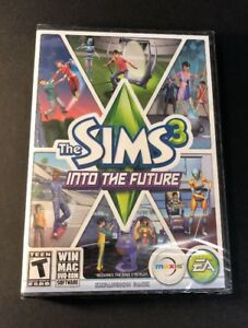 The Sims 3 [ Into the Future ] (PC / DVD-ROM) NEW   eBay