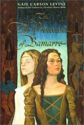 The Two Princesses of Bamarre-ExLibrary
