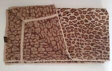 Bath Towel Animal Cheetah Leopard Print
