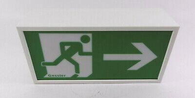 Notleuchte Notbeleuchtung Exit Notausgang Fluchtwegleuchte Notlicht Fluchtweg Pf