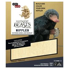 IncrediBuilds: Fantastic Beasts and Where to Find Them 3D Wood MoDEL