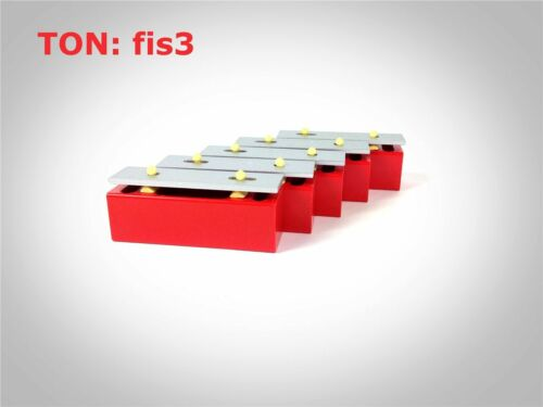 Sonor KSP 30 Klangstab-Set fis3