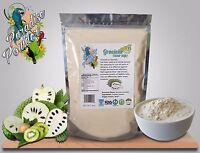 Graviola Soursop Fruit Powder 5 Lb 100% Natural Superfood Immune System Booster