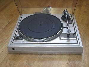 Dual CS 505-1 HIFI STEREO record plateau tournant, Ortofon 510 MK II Cartouche & slylus