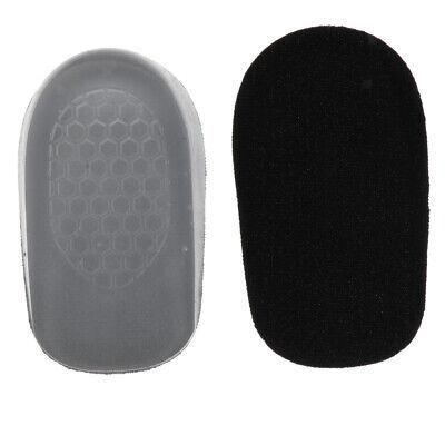 1-3cm Height Taller Elevator Men Women Shoes Insole Cushion Heel Lift Insert Pad