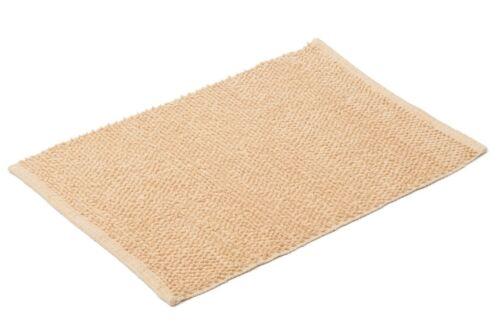 Hochwertiger Badteppich Badematte Duschvorleger Baumwolle 50x70 cm 60x100 cm