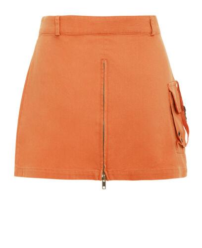 NEU Damen Faltenrock Shorts Miniröcke Damen Größe 8 10 12 14 Stein weiß