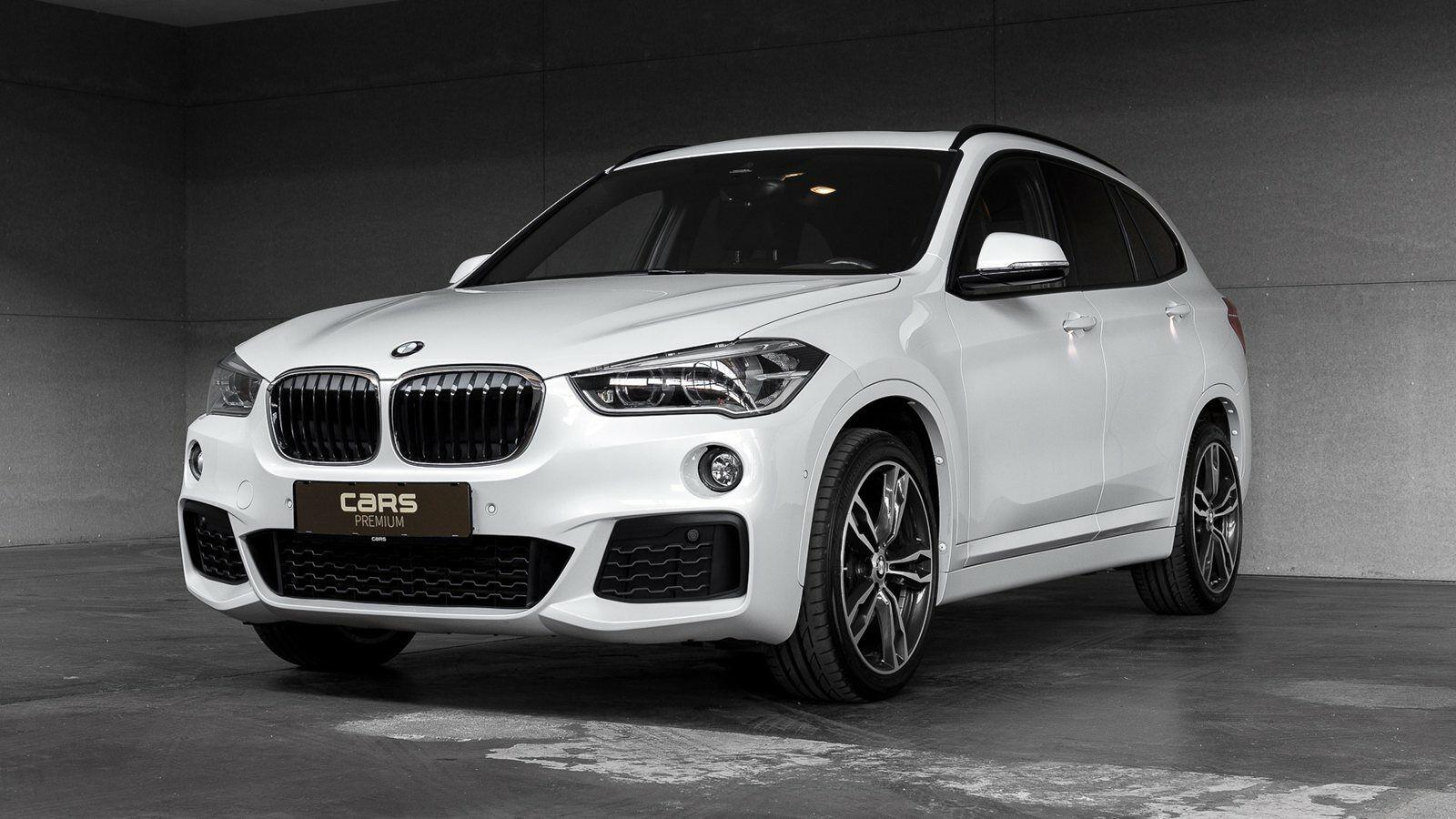 BMW X1 2,0 xDrive25d aut. 5d - 2.995 kr.
