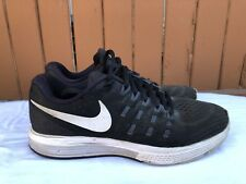 Nike Air Zoom Vomero 11 Men US 8 White Black Anthracite Dark Grey 818099 001