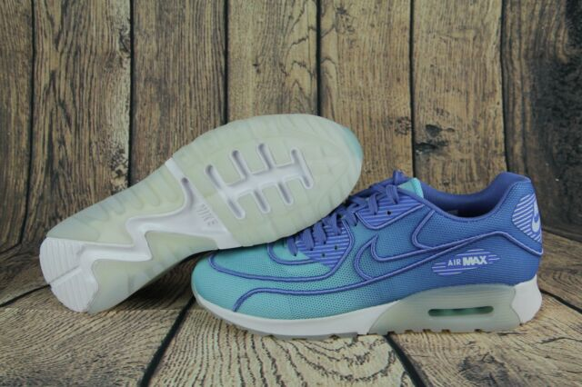 Size 9 - Nike Air Max 90 Ultra 2.0 Breathe Still Blue for sale ...