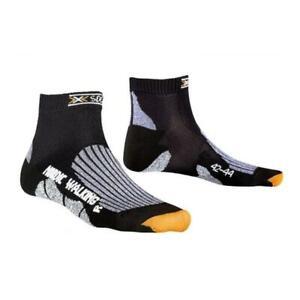 X-Socks-Socken-Nordic-Walking-schwarz-Gr-42-44