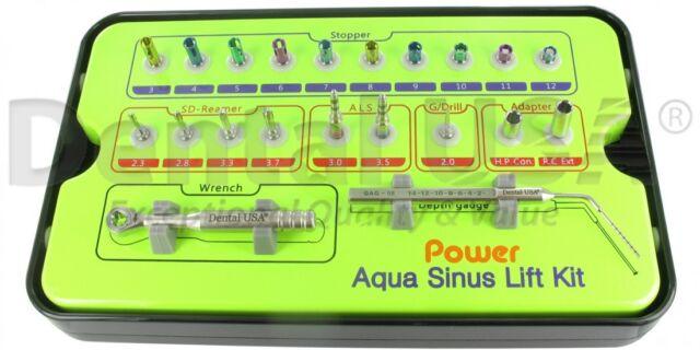 Sinus Lift Kit-AQUA Implant by Dental USA 7801
