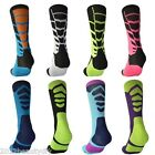 High quality sox Professional sports men knee socks Elastic basketball football