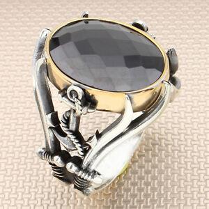 Turc fait main Bijoux Argent Sterling 925 Zircon Stone Femmes Bangle
