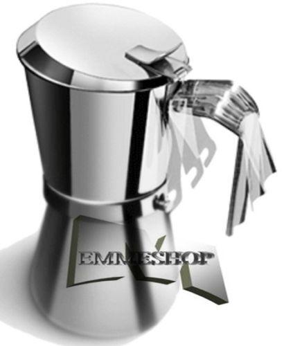 MOKA GIANNINI CAFFETTIERA ACCIAIO 3 TAZZE LA GIANNINA MACCHINA DA CAFFE/' mshop