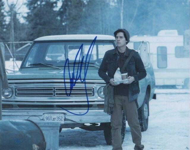 Cole Sprouse Riverdale Autographed Signed 8x10 Photo COA #S3