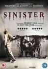 Sinister DVD Horror Region 2 UK 2013