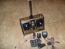 Vintage Futaba FG Series FP-T6FG Transmitter/Receiver FP-R7H with Servos Great