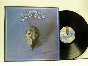EAGLES-their-greatest-hits-LP-EX-EX-K-53017-vinyl-album-best-of-uk-1976