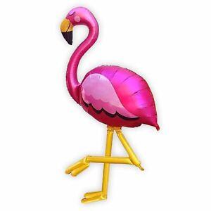 172 Cm Géant Flamingo Ballon Gonflable Décoration Fille Anniversaire Poule Baby Barbecue-afficher Le Titre D'origine