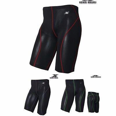 Mens Compression Shorts Running Tight Base Layer Shorts Tights FS