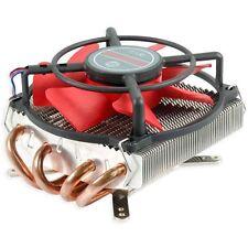Evercool HPKC-10025 Heatpipe Low Profile Cooler Fan i5 LGA1155 1156 AM2 AM3 FM1