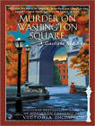 Murder on Washington Square by Victoria Thompson (CD-Audio, 2015)