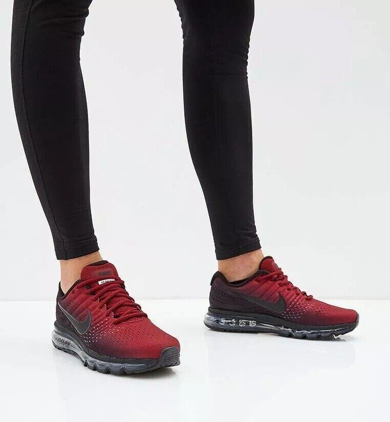 Air Max Nike 2017 Casual per Jogging Gym Training Uomo ´ S Scarpe Sportive