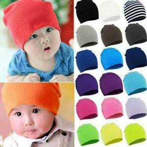 Unisex-Soft-Cotton-Beanie-Hat-For-NewBorn-Cute-Baby-Boy-Girl-Toddler-Infant-Caps