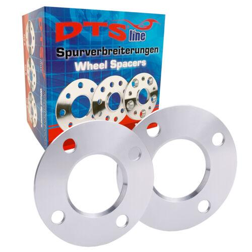 DTSline Spurverbreiterung Typ A 6mm 5x120 BMW 3er E36 3B 3C 3//C
