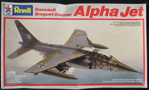 REVELL 4334 - Dassault Breguet Dornier Alpha Jet - 1:72 - Flugzeug Bausatz - KIT