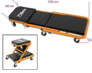 Beta-Tools-3002-Bodyshop-Garage-Folding-Creeper-Seat-Mechanics-Work-Trolley